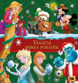 Vánoční sbírka pohádek obálka knihy