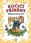 Kočičí příběhy obálka knihy