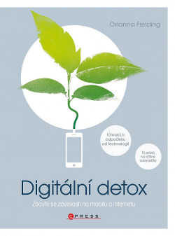 Digitální detox obálka knihy