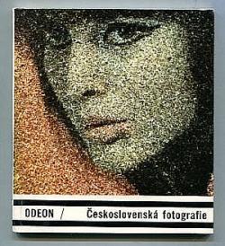 Československá fotografie obálka knihy
