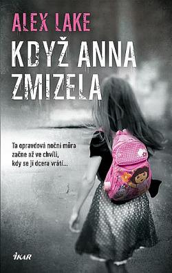 Když Anna zmizela obálka knihy