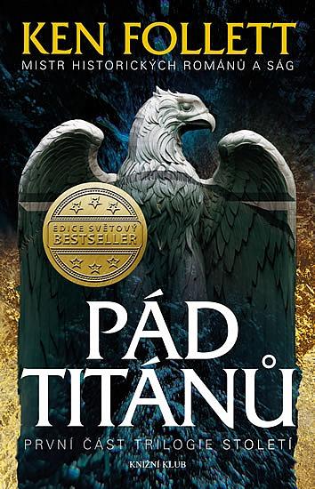Kniha Pád titánů (Ken Follett)