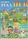 Kniha plná her s Lenkou a Brokem