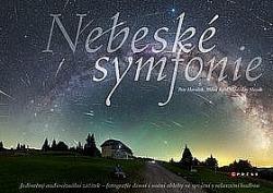 Nebeské symfonie obálka knihy
