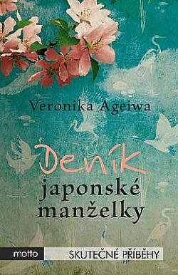 Deník japonské manželky obálka knihy