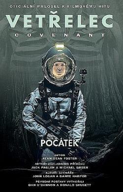 Vetřelec - Covenant: Počátek obálka knihy