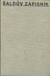 Šaldův zápisník - Ročník pátý