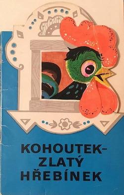 Kohoutek - zlatý hřebínek obálka knihy