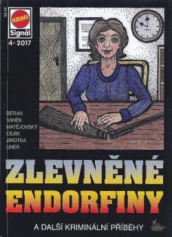 Zlevněné endorfiny a další kriminální případy obálka knihy