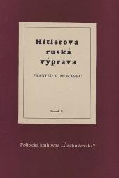 Hitlerova ruská výprava: k válečné situaci počátkem roku 1942