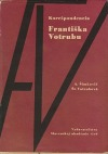 Korešpondencia Františka Votrubu