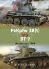 PzKpfw 38(t) vs BT-7: Barbarossa 1941