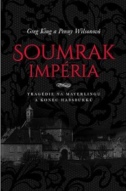 Soumrak impéria obálka knihy