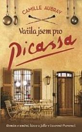 Vařila jsem pro Picassa obálka knihy