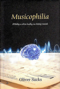 Musicophilia obálka knihy