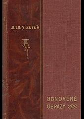Obnovené obrazy I. obálka knihy