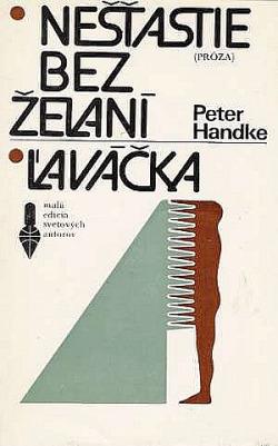 Nešťastie bez želaní / Ľaváčka obálka knihy