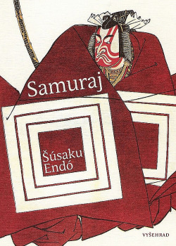 Samuraj obálka knihy