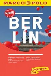 Berlín / MP průvodce nová edice obálka knihy