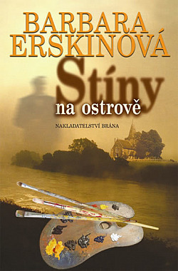 Stíny na ostrově obálka knihy