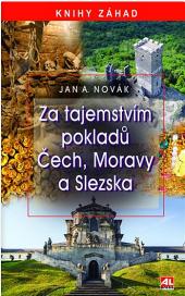 Za tajemstvím pokladů Čech, Moravy a Slezska obálka knihy