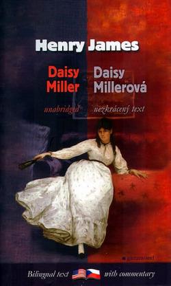 Daisy Millerová / Daisy Miller obálka knihy