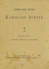 Frantina obálka knihy