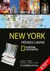 New York. Průvodce s mapou National Geographic.
