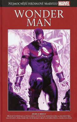 Wonder Man obálka knihy