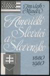 Americkí Slováci a Slovensko