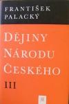 Dějiny národu českého III