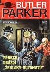 """Parker dráždí """"žraloky automatů"""" obálka knihy"""