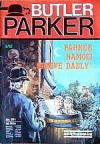 """Parker namočí """"ohnivé ďábly"""" obálka knihy"""
