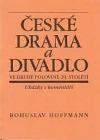České drama a divadlo ve druhé polovině 20. století
