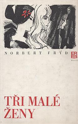 Tři malé ženy obálka knihy