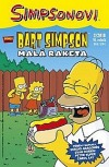 Bart Simpson Malá raketa