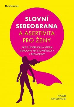 Slovní sebeobrana a asertivita pro ženy obálka knihy