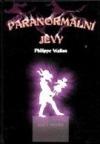 Paranormální jevy obálka knihy