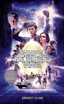 Ready Player One Ernest Cline Databaze Knih