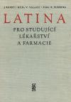 Latina pro studující lékařství a farmacie