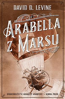 Arabella z Marsu obálka knihy