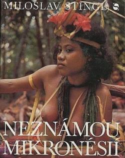 Neznámou Mikronésií obálka knihy