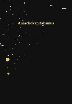 Anarchokapitalismus obálka knihy