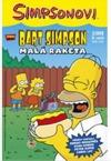 Bart Simpson 02/2018: Malá raketa