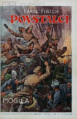 Povstalci II. - Mogila obálka knihy