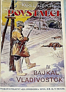 Povstalci IV. - Bajkal–Vladivostok obálka knihy