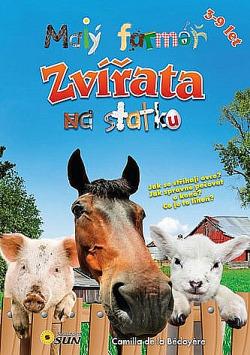 Malý farmář - Zvířata na statku obálka knihy