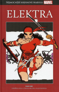 Elektra obálka knihy