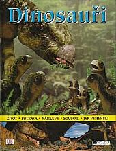Dinosauři obálka knihy