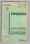 Esperanto : Učebnice a čítanka : Snadná učebnice pro kursy a samouky a mezinárodní čítanka